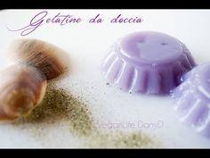 DIY Gelatine da doccia! Idea regalo #1 - YouTube
