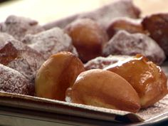 Food Network invites you to try this Beignets recipe from Anne Burrell.