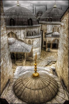 Agia Sofia, Turkey