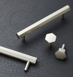 Rejuvenation hardware.  Multiple finishes and lengths available!