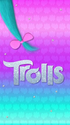 Wallpaper Cute Plain Pricesa Dos Trolls Birthdays Pinterest