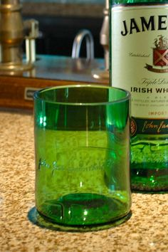 Jameson whiskey glass awesome groomsmen gift.