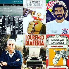 82 anos do nascimento de Lourenço Diaféria, jornalista, cronista e escritor brasileiro. Priscila Vannucchi & Marcos Wolff Objetos de Arte | site: www.pvmw.com | facebook: facebook.com/lojapvmw |...