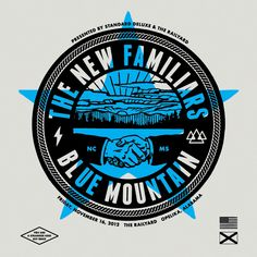 The New Familiars and Blue Mountain - 2012