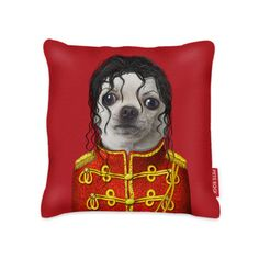 Pop Throw Pillow, $35, now featured on Fab.