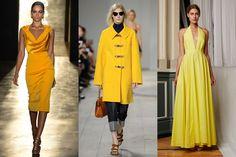 Nuovo anno, nuovi trend. http://www.quotidianomime.com/trend-per-la-primaveraestate-2015-il-giallo/
