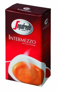 For espresso machine. Decaffeinated ground coffee in an hermetical pod.