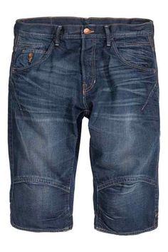 Szorty dżinsowe