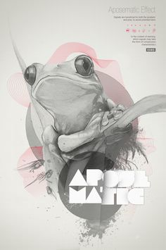 Amazing poster by Aldo Pulella