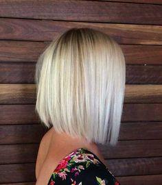 16.Bob Hairstyle for Fine Hair