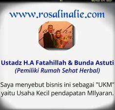 Testimoni DASH2 - RosalinaLie.com - Ustadz H.A. Fatahillah & Bunda Astuti