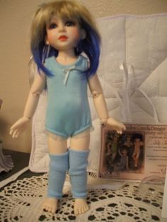 BERDINE-CREEDY-BJD-JELLY-TOT-SO-CUTE-EXCELLENT-CONDITION
