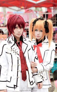 Shiki Senri, Vampire Knight   KINOKO - WorldCosplay