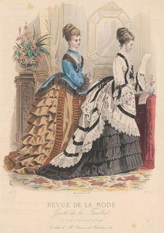 Revue de la Mode 1873