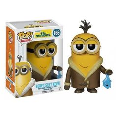 Minions Movie Bored Silly Kevin Pop! Vinyl Figure Despicable Me Ages 3 & Up #Funko