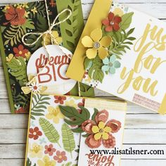 Gardens Project Kit Botanical Gardens Project Kit that members of my Online Code Club will receive. Botanical Gardens Project Kit that members of my Online Code Club will receive. Scrapbooking, Scrapbook Cards, Card Making Inspiration, Making Ideas, Hanukkah Cards, Creative Cards, Flower Cards, Homemade Cards, Stampin Up Cards