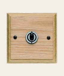 Hardwood switches, Wooden light switches and sockets, Light bulbs & switches, Holloways of Ludlow