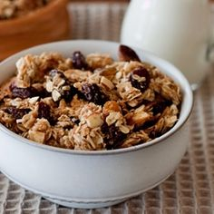 Coconut Granola Clusters by BarbaraBakes