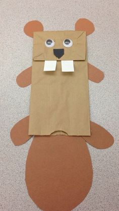 beavers craft - Google Search