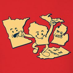 Six Funny Wisconsin T-Shirt Designs and Where You Can Find Even More