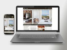 Mykonos Hotel Web Design, by Mozaik Mykonos Hotels, Marketing Professional, Web Design, Live, Design Web, Website Designs, Site Design