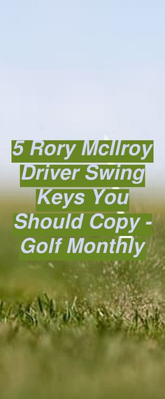 Golf Tips for Better Driving. Any golf pro will explain, it isn't how hard or how fast you swing which get you to definitely hit the ball farther it's... Golf Driver Tips, Golf Driver Swing, Golf Drivers, Golf Tips, Rory Mclroy, Golf Academy, Golf Score, Best Iron, Driving Tips