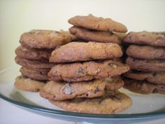 peace. love. & good food.: The New York Times Chocolate Chip Cookies