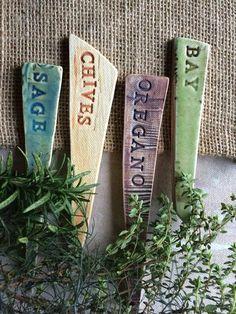 Garden guides. #etsyfinds