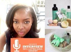 Janada founder of mint organic care bellafricana digest