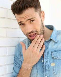 Greek Men, Greek Guys, Kostas Martakis, Famous Singers, Gorgeous Eyes, Bearded Men, Cute Guys, Gq, Sexy Men