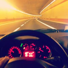 Drive fast. Life's waiting for you.