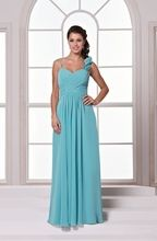D'Zage Chiffon Bridesmaid Dress