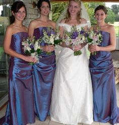 Elizabeth Smith Gown - Coloured Gowns Elizabeth Smith, Bridesmaid Dresses, Wedding Dresses, Gowns, Bridal, Color, Image, Collection, Fashion