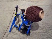 DIY Lego Ball Winder