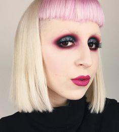 Werk face 😜💖 #makeupartist #mua #makeup #myartistcommunity #myartistcommunitycanada #wakeupandmakeup #maccosmetics #makeupforever