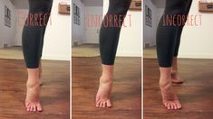 Ballet Basics: Common Errors In the Feet Welcome to ballet and the obsession with feet! Here are some of the most common errors I see with ballet students and their feet. First I have to start off by introducing the concept of sickling. Ballet Basics, Ballet Class, Ballet Feet, Ballet Body, Dancers Feet, Ballet Style, Ballet Terms, Beginner Ballet, Dance Stretches