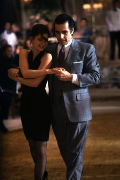 Scent of a Woman (Martin Brest, 1992)  Learn to Tango and women can't resist you ....