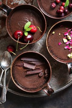 Eggless chocolate pudding Eggless Chocolate Pudding … Simple, No bake, Comfort food, Gluten free – Passionate About Baking Eggless Desserts, Eggless Recipes, Eggless Baking, Healthy Recipes, Healthy Baking, Drink Recipes, Yogurt Recipes, Tart Recipes, Cheese Recipes
