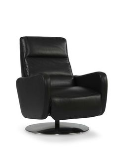 Aries Manual Recliner by Elite Leather on Gilt Home