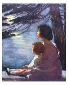 Moonbeams Jessie Wilcox Smith