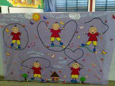 Le petit: Painel Semana da Criança
