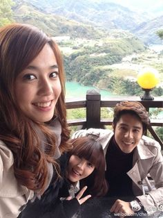 Daddy's Lovely Daughter: George Hu - Annie Chen Couple George Hu, Drama Taiwan, Danson Tang, Love Now, Asian Actors, American Actors, Korean Drama, Chen, Annie