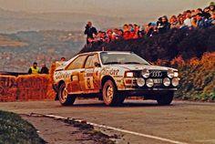 Motor--Sport™ - automotiveporn: 1985 RAC Rally, St. Olivers...