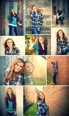 Senior Picture Ideas for Girls | Click this link to follow my Senior GIRLS board for inspiration at www.pinterest.com... #seniorpictureideasforgirls