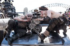 mad max fury road warboys - Google Search