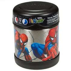 Spider-ManTM FUNtainerTM Food Jar by Thermos Thermos http://www.amazon.com/dp/B0074JO5WE/ref=cm_sw_r_pi_dp_Ete0tb0G1N2SXS24