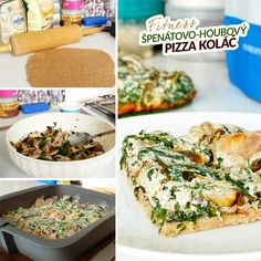 Pizza, Ricotta, Fitness, Tacos, Meat, Chicken, Ethnic Recipes, Food, Essen