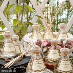 REED DIFFUSER  Create a relaxing but invigorating ambience with the subtle and yet long lasting fragrance by the Reed Diffuser. Ideal for rooms, bathrooms, kitchen or wherever you want to feel good!  Available Scents: Olive Oil, Ginger Green Tea, Grapefruit Eucalyptus, Tangerine Ginger, Orange Vanilla, Yuletide Pine, Sage & Ginseng Mint, Citronella, Melon Pine*, Dewberry Pine, Basil Mandarin & Lime, Lemongrass  Available Sizes/Packaging: 150 ml bottle with diffuser sticks  500 ml Refill…