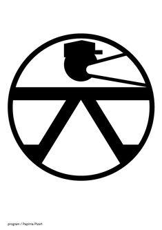 Papírna Plzeň / ikona / program / symbol / design > Lukáš Beran