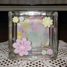 Girls Flower Piggy Bank